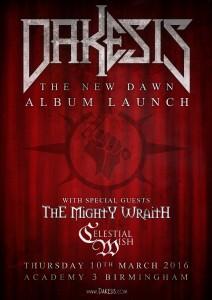 Album Launch Poster New