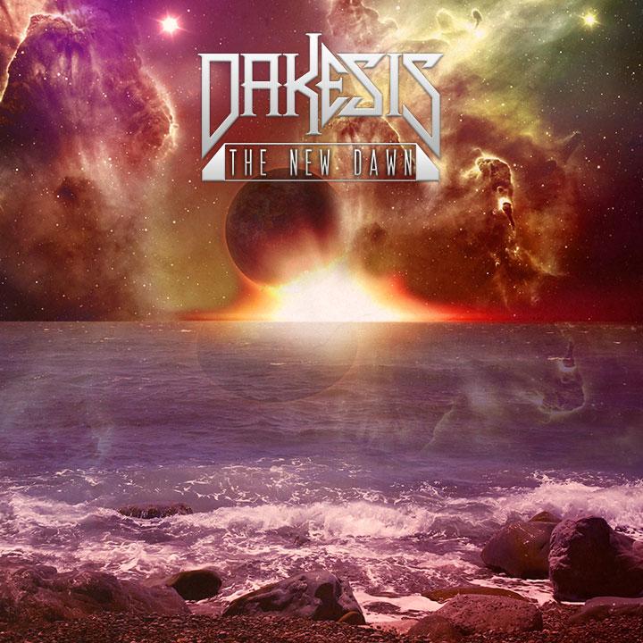 Dakesis The New Dawn Album Cover