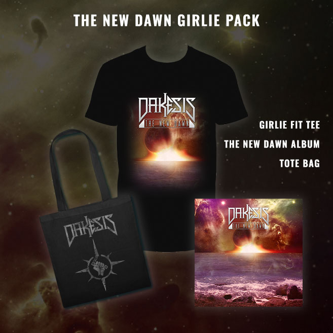 The New Dawn Girlie Pack