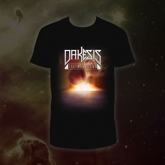 The New Dawn Album T-Shirt