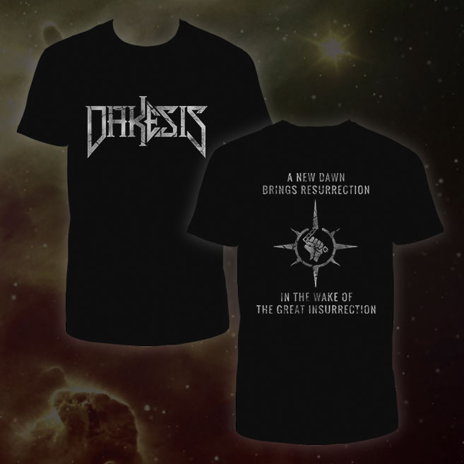 The Great Insurrection Logo T-Shirt