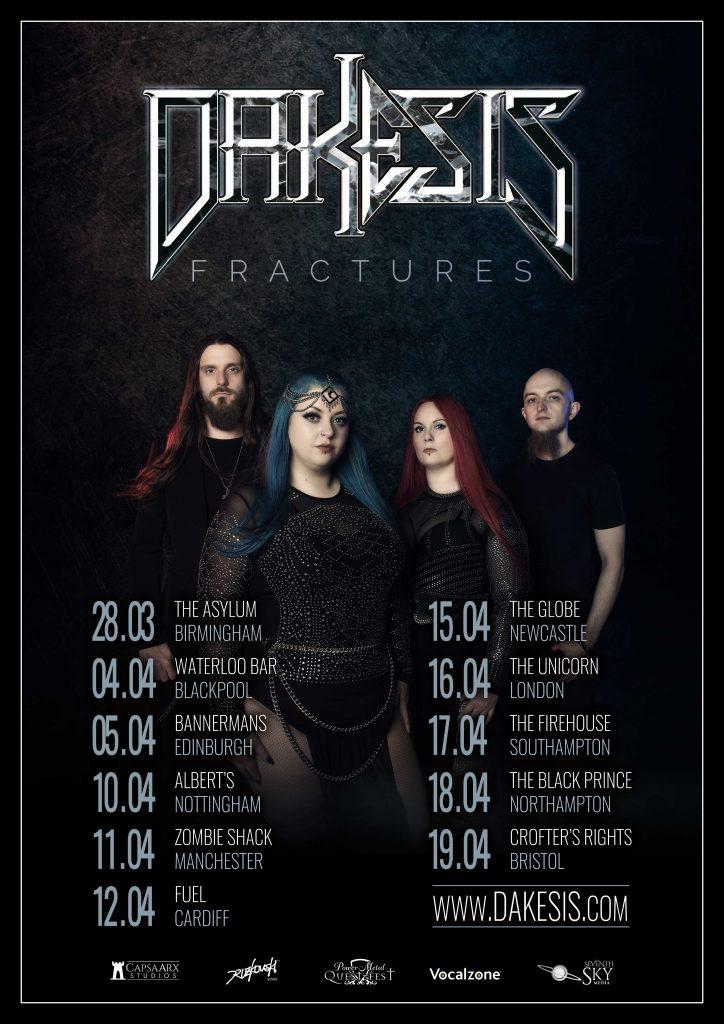 Dakesis Fractures Tour 2020
